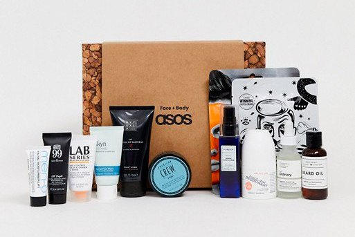 Asos Grooming Advent Calendar 2019