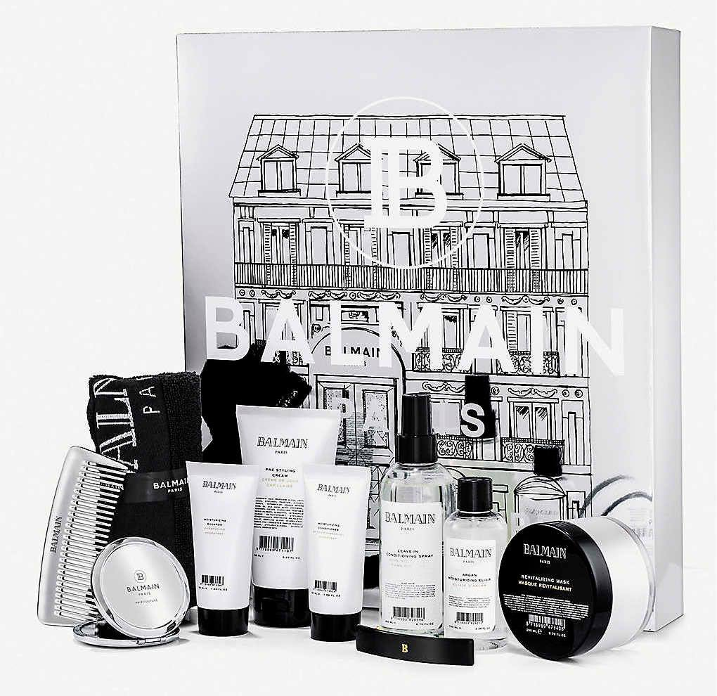 Balmain 10 Days of Balmain Paris Hair Couture Advent Calendar 2019