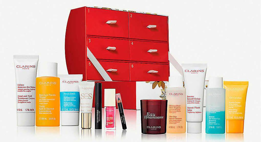 Clarins 12-Day Advent Calendar 2019