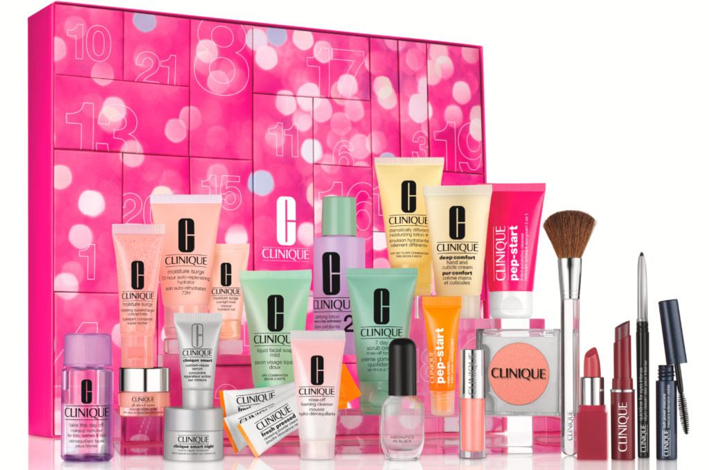 Clinique Beauty Advent Calendar 2019