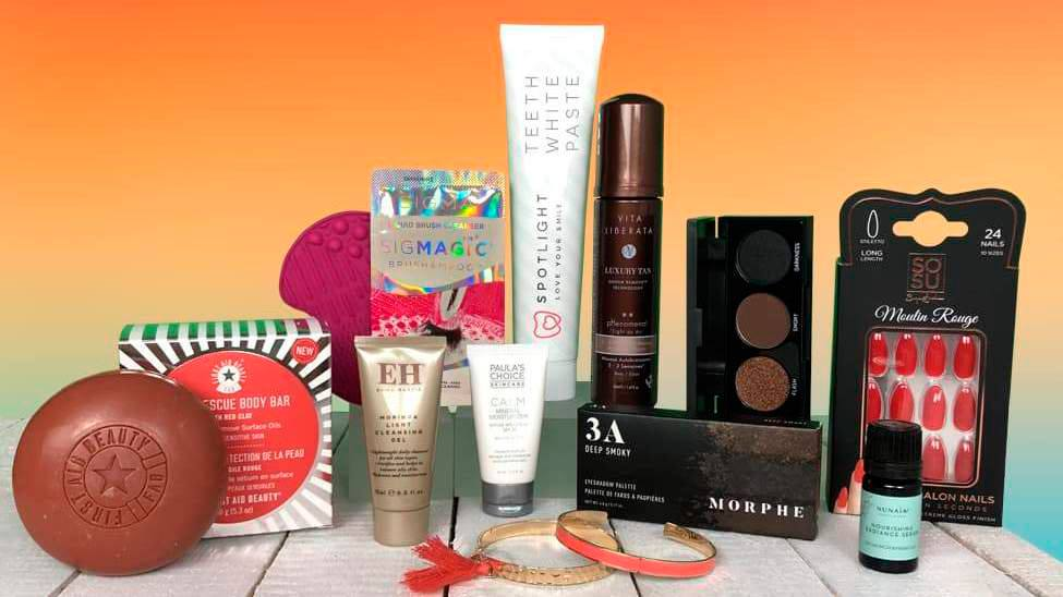Cloud 10 Beauty Summer 2019 Goody Bag