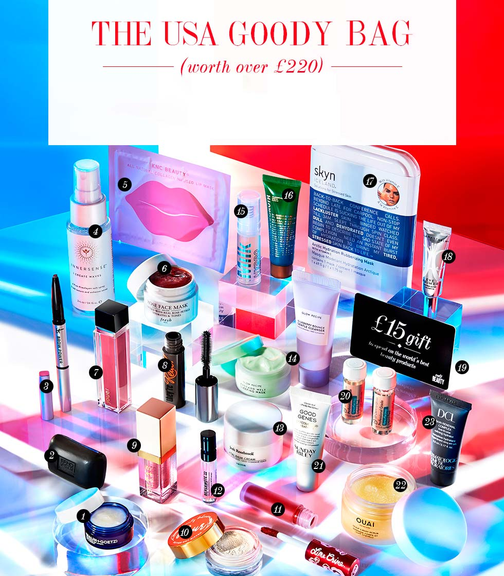 Cult Beauty Goody Bag осень 2019