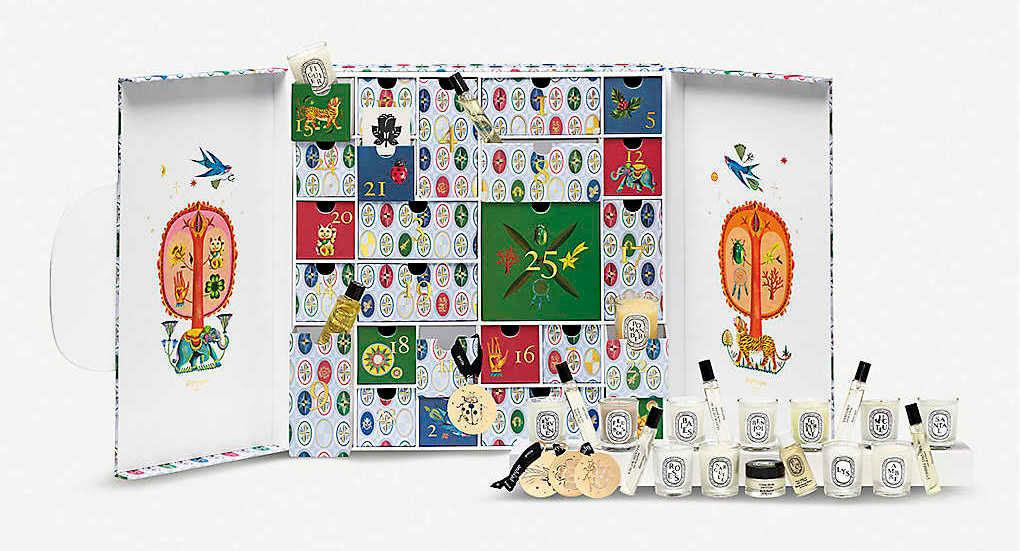 Diptyque Advent Calendar 2019