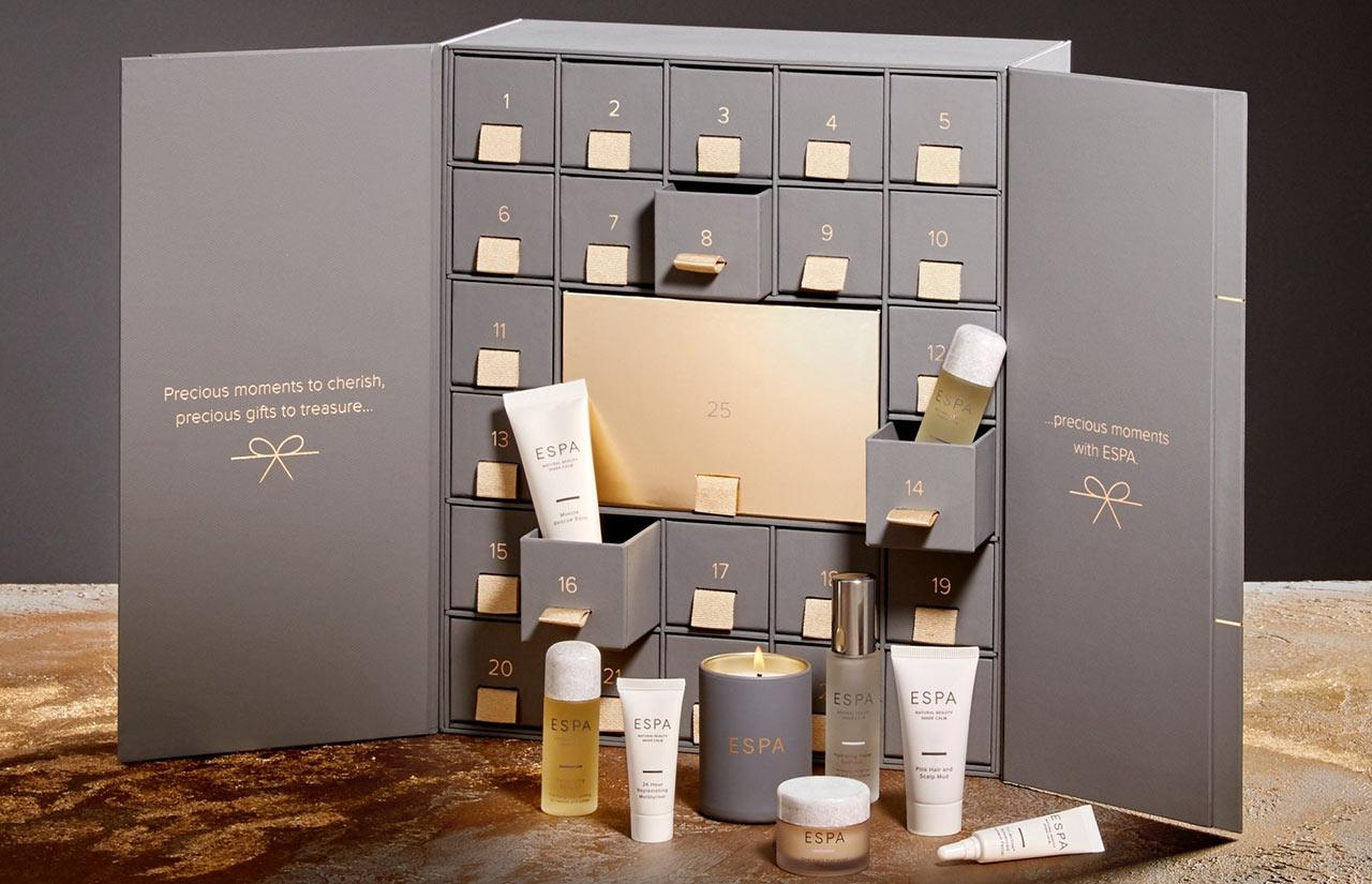 ESPA Precious Moments Advent Calendar 2019