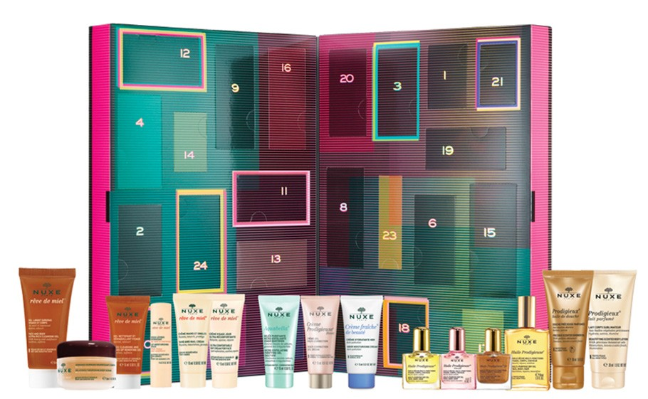 NUXE Beauty Advent Calendar 2019