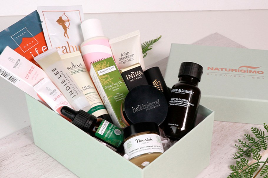 Naturisimo Vegan Exclusive Discovery Box