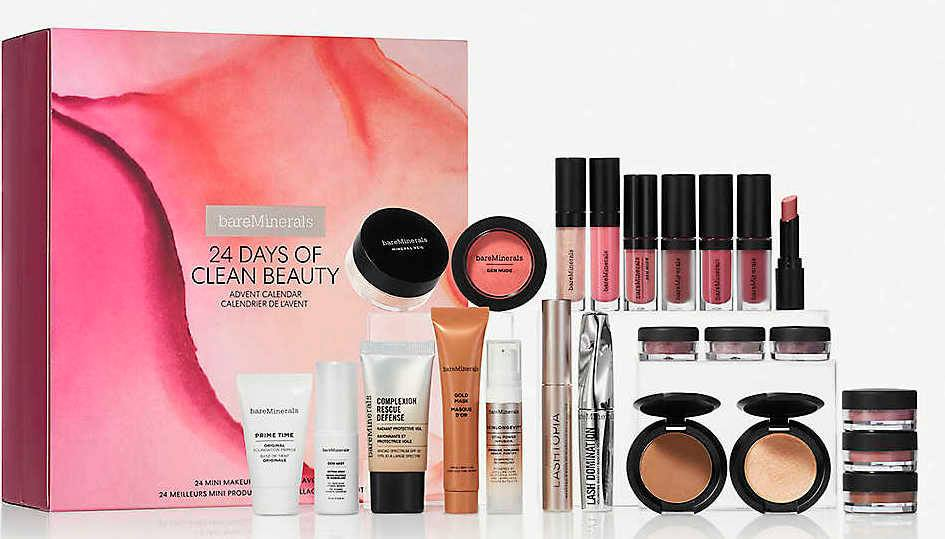 bareMinerals 24 Days of Clean Beauty Advent Calendar 2019
