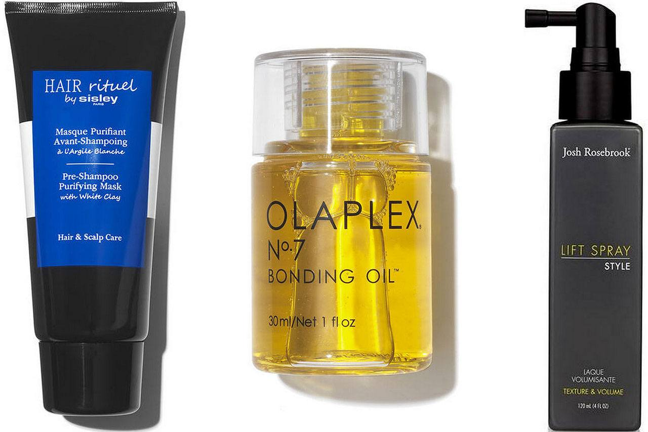 Масло для волос Olaplex No.7 Bonding Oil