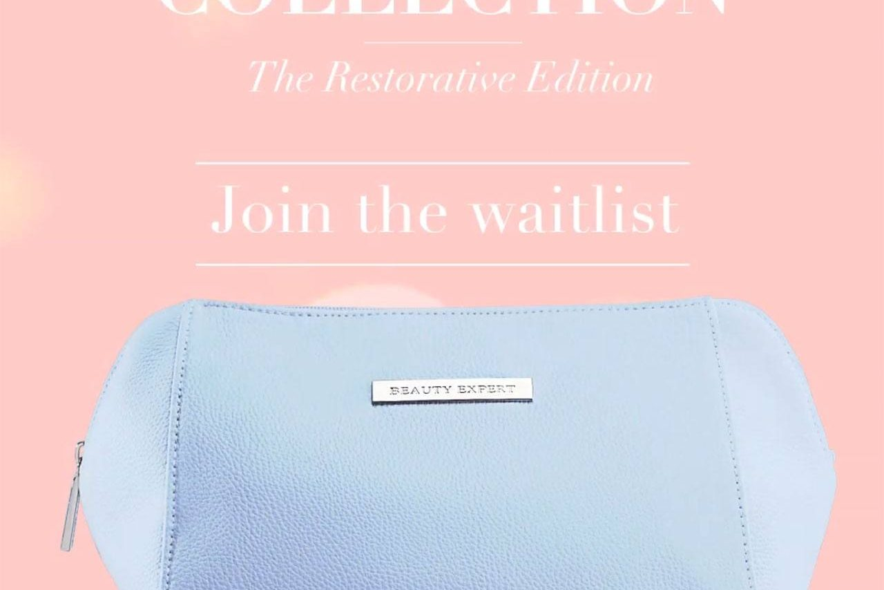 бокс The Beauty Expert Collection Restorative Edition