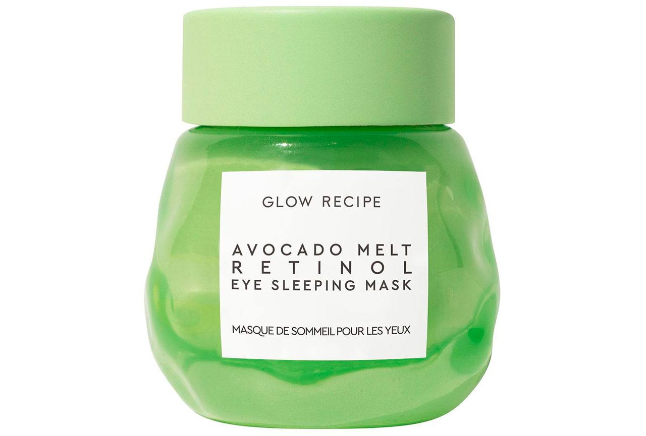 Glow Recipe Avocado Melt Retinol Eye Sleeping Mask