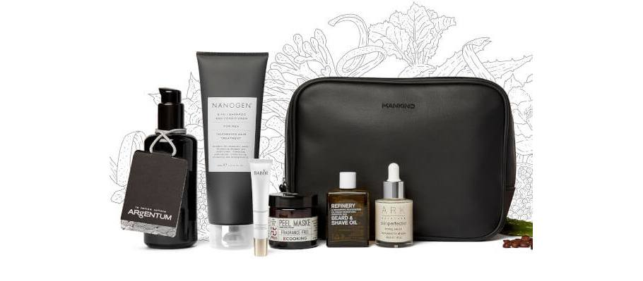 Mankind Grooming Box The Apothecary Collection