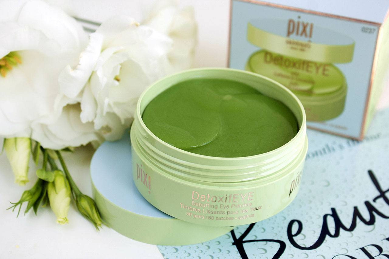 отзыв о патчах Pixi DetoxifEYE Depuffing Eye Patches