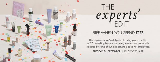 Space NK The Experts' Edit Gift