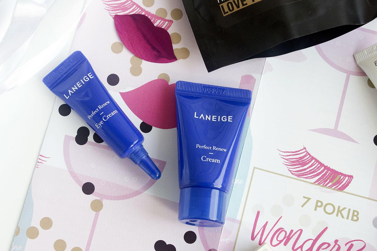Крем для век Laneige Perfect Renew Eye Cream