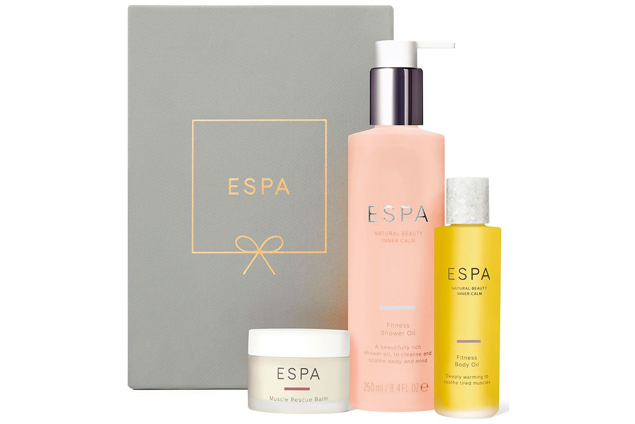 ESPA Strength and Sculpt Collection