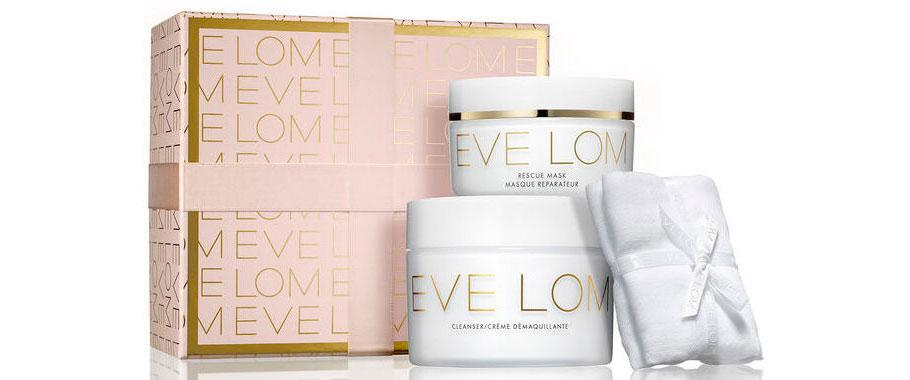 Набор Eve Lom Deluxe Rescue Ritual Gift Set