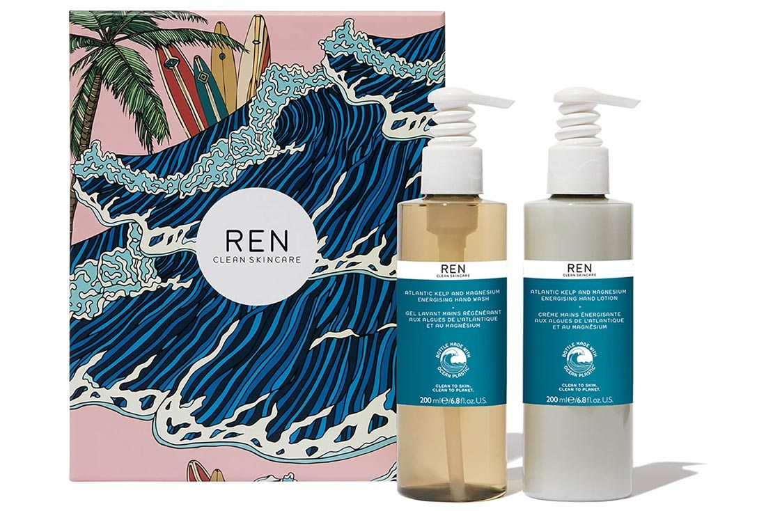 Набор REN Atlantic Kelp Hand Care Duo