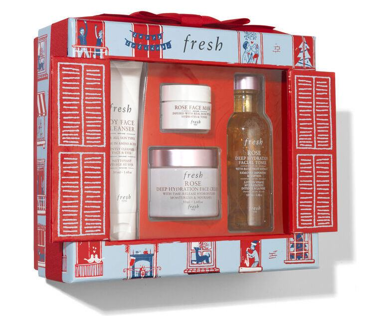 Рождественские наборы Fresh 2019 Fresh Hydration Ever After Gift Set