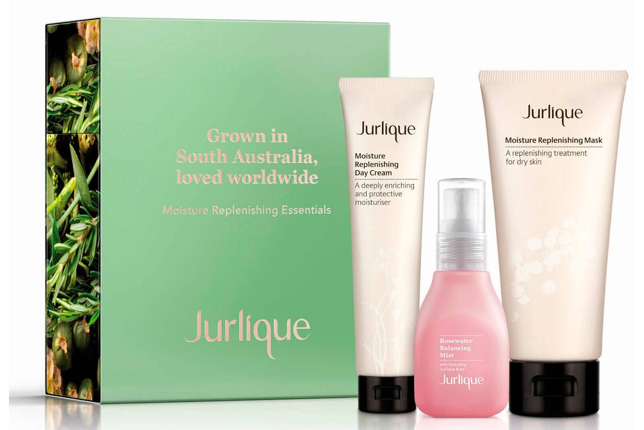 Jurlique Moisture Replenishing Essentials Set