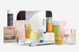 The Selfridges Beauty Collection for Her — наполнение