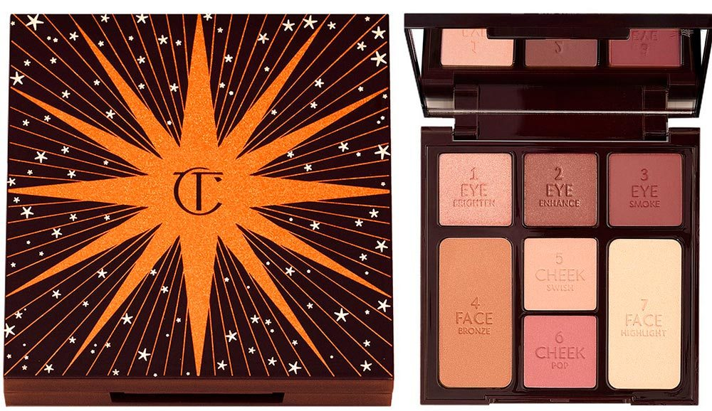 Charlotte Tilbury Instant Look In a Palette - Gorgeous Glowing Beauty