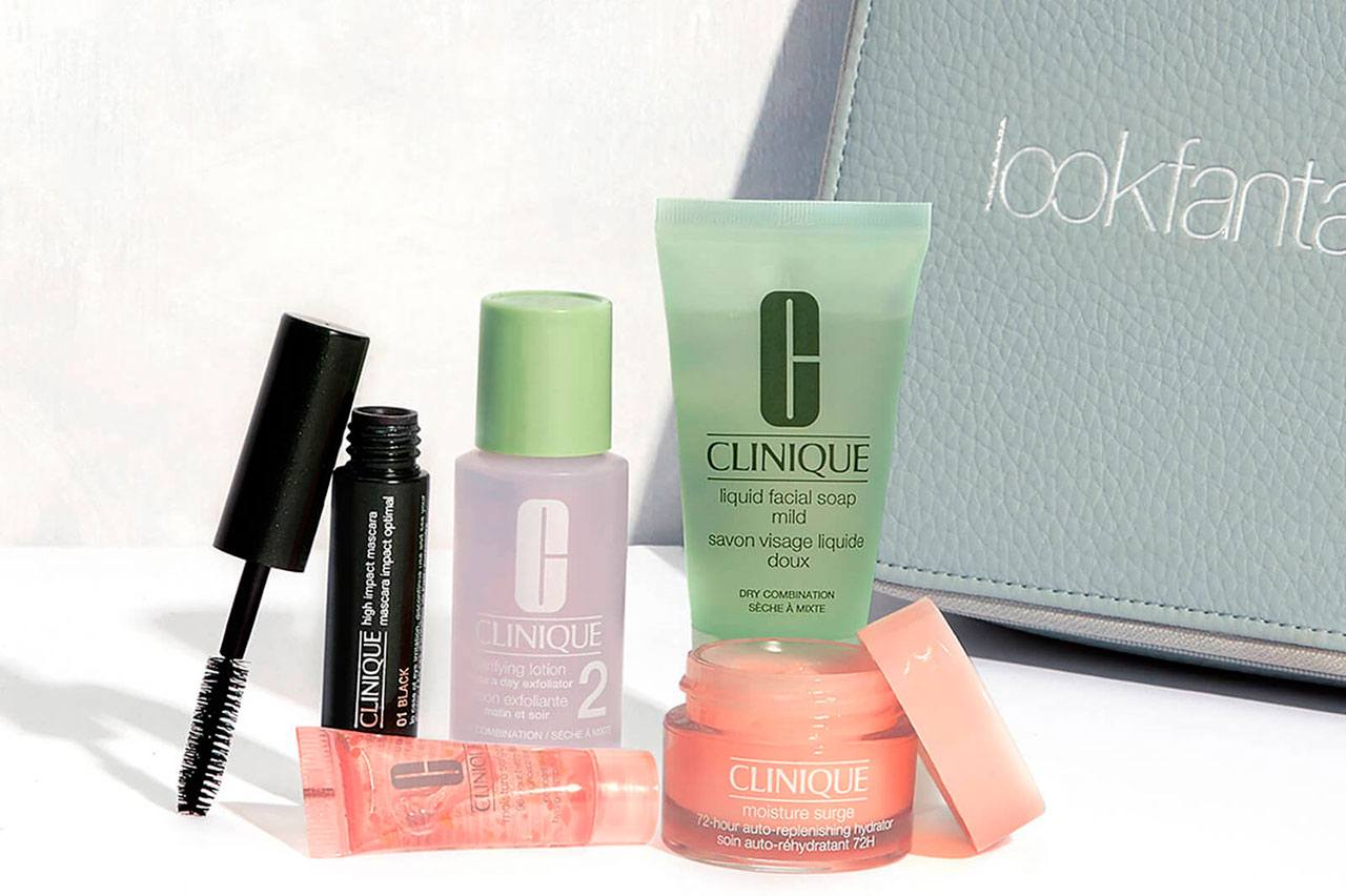 Clinique Lookfantastic Discovery Bag