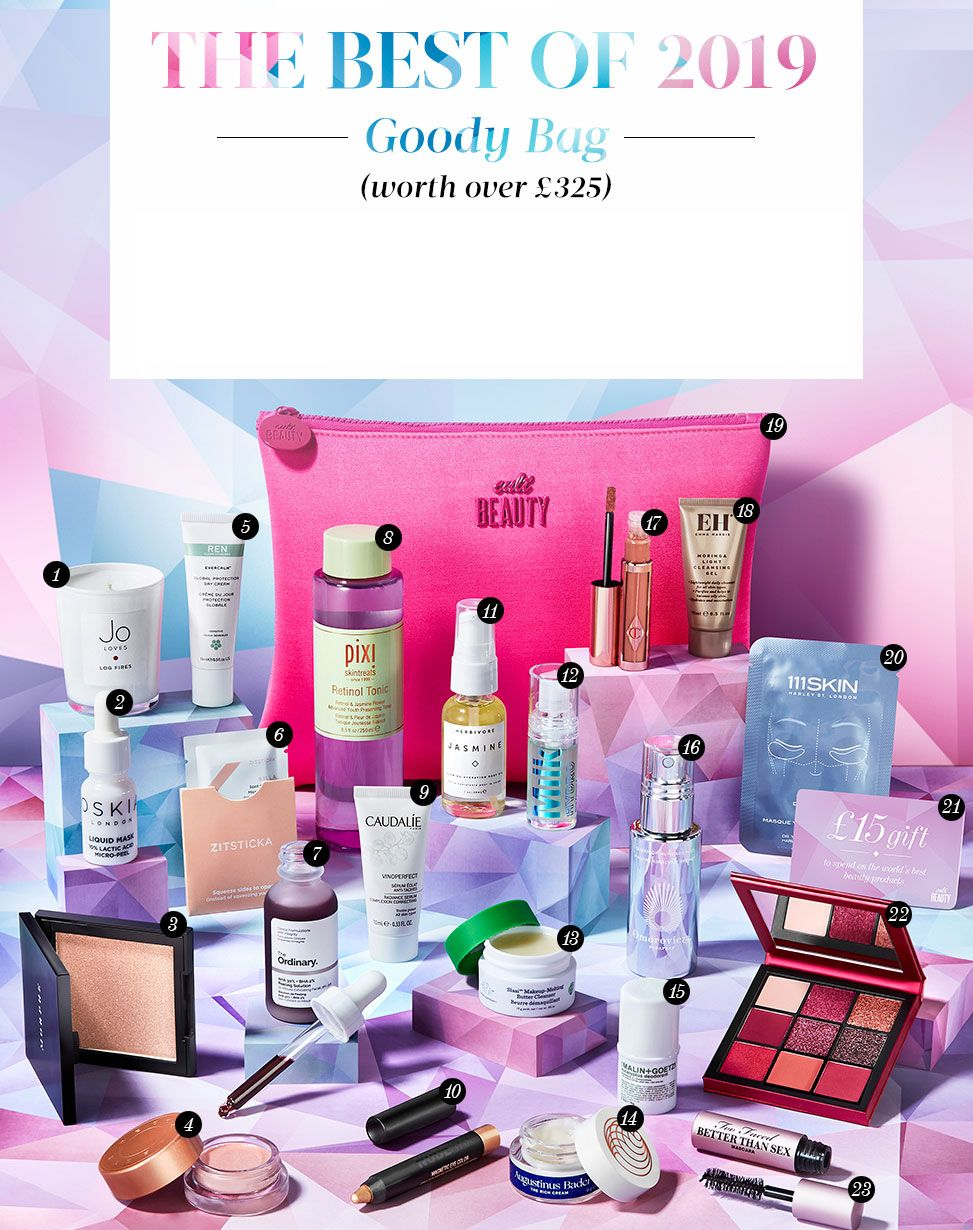 Cult Beauty Goody Bag зима 2019