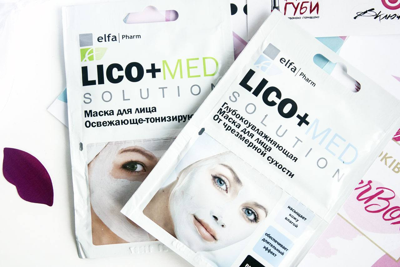 Elfa Pharm Lico + Med Solution