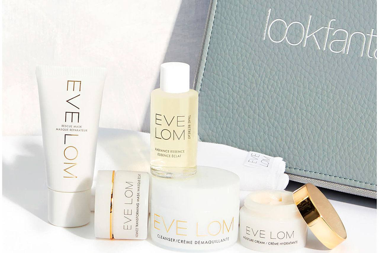 Eve Lom Lookfantastic Discovery Bag