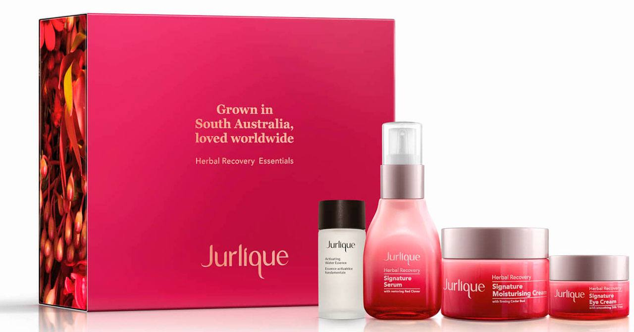 Jurlique Herbal Recovery Set