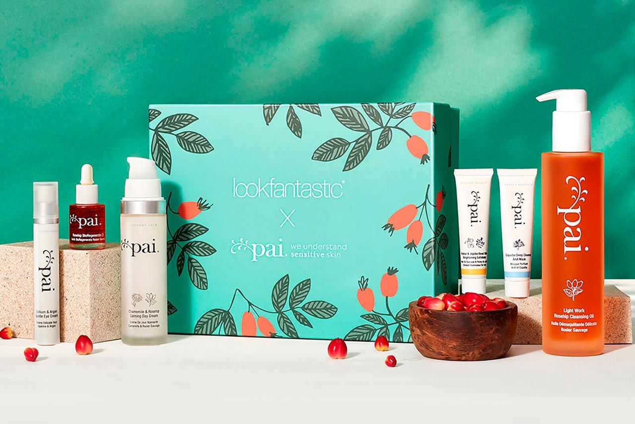 Lookfantastic x Pai Limited Edition Beauty Box