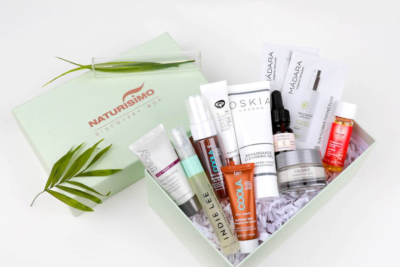 Naturisimo Skintelligent Exclusive Discovery Box