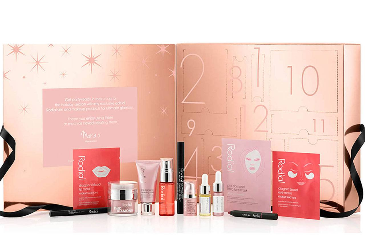 Rodial 12 Days of Red Carpet Glam Advent Calendar 2019