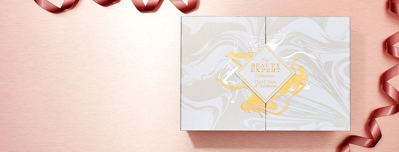 The Beauty Expert Collection 12 Days of Christmas Advent Calendar наполнение