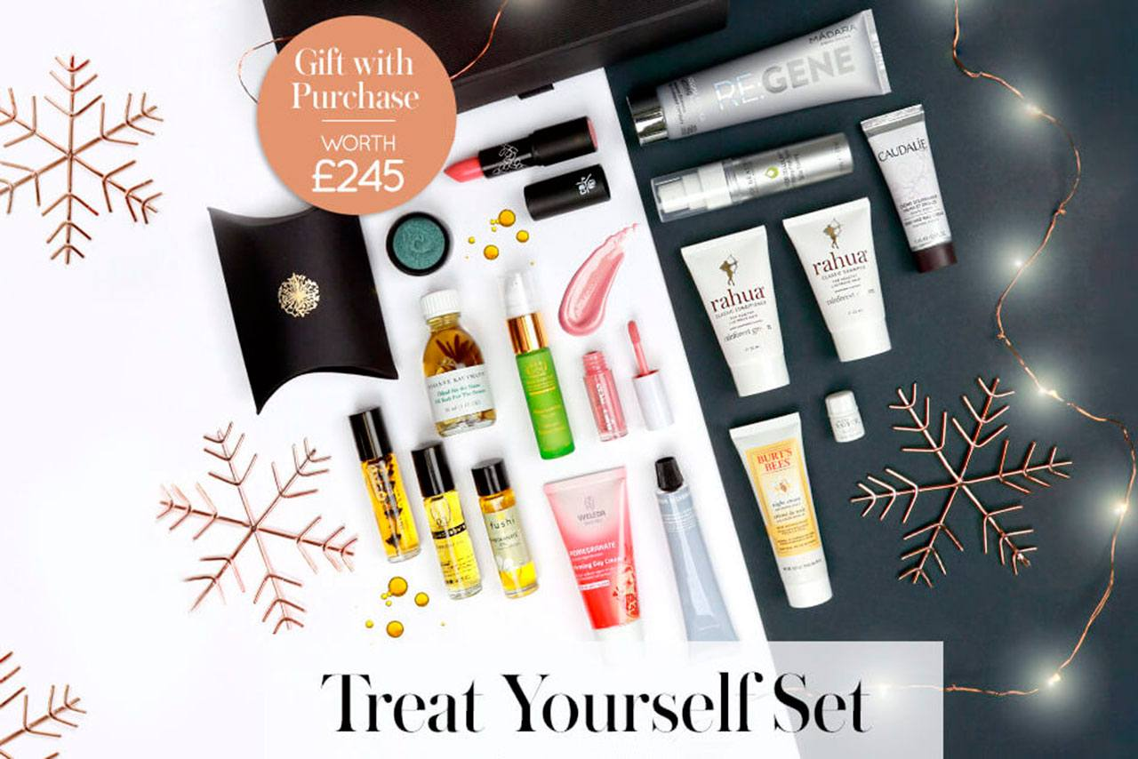 Набор Naturisimo Treat Yourself Set