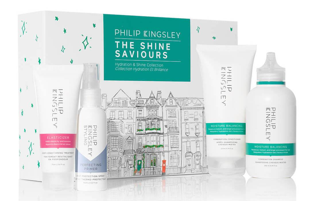 Philip Kingsley The Shine Saviours Hydration and Shine Collection