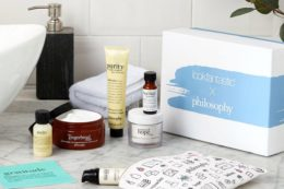 Lookfantastic x Philosophy Beauty Box — наполнение