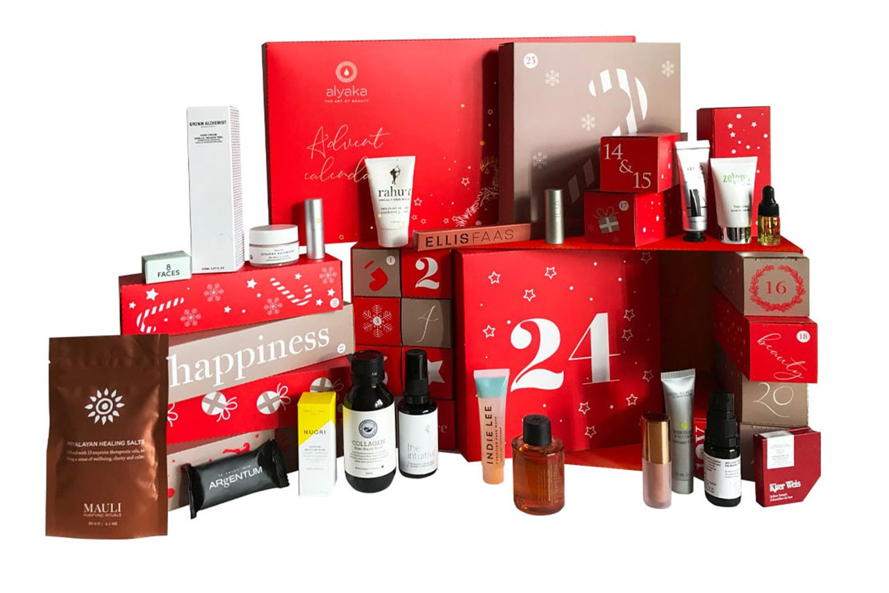Alyaka Beauty Advent Calendar 2019