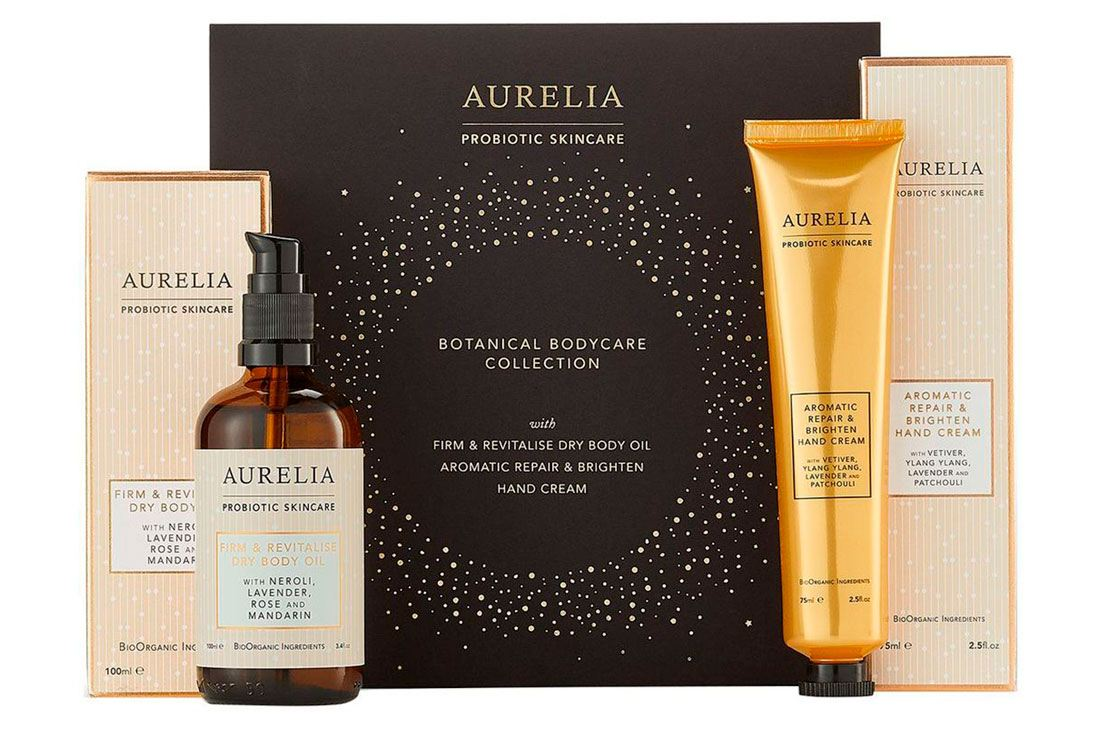 Aurelia Botanical Bodycare Collection