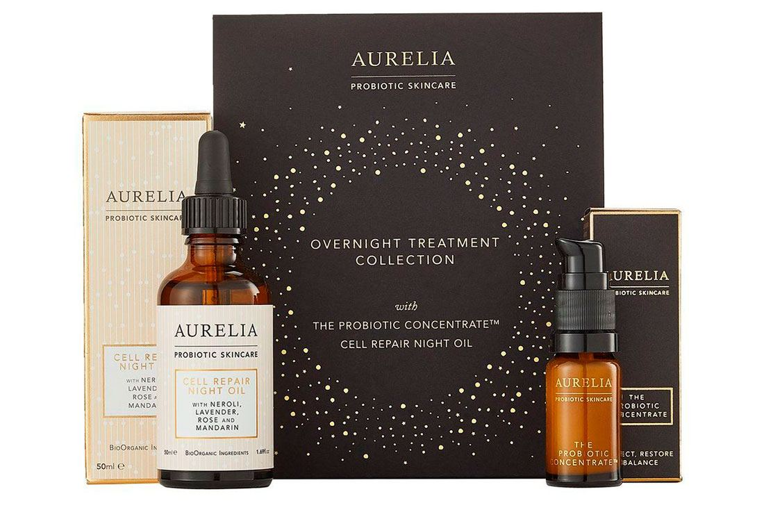 Aurelia Overnight Treatment Collection