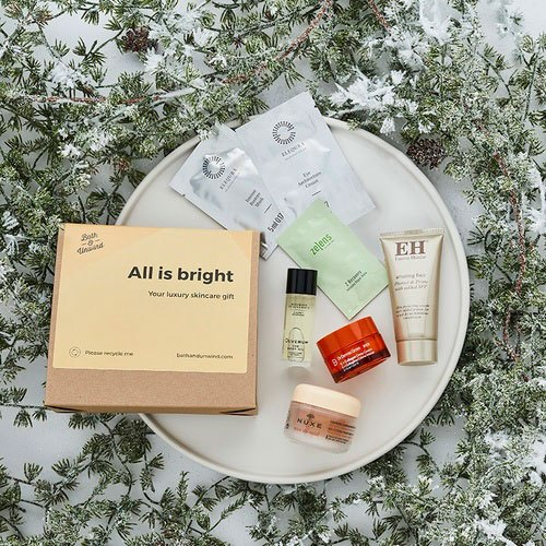 Bath & Unwind All is Bright - Luxury Skin Care Beauty Box