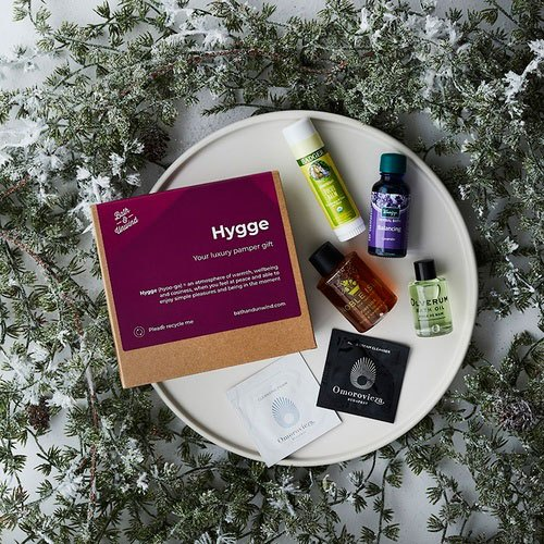 Bath & Unwind Hygge Beauty Box