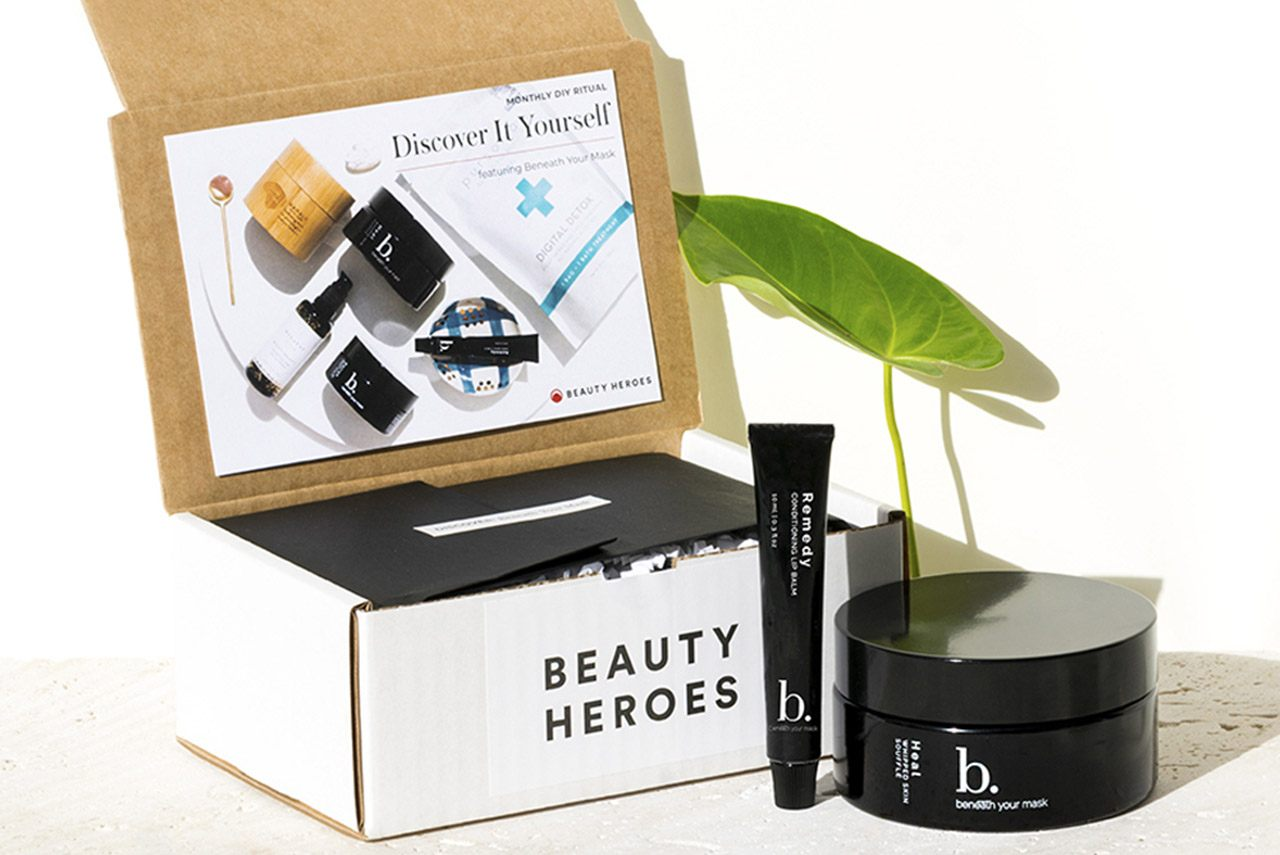 Beauty Heroes Beauty Box November 2019