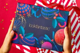 Lookfantastic Beauty Box December 2019 — наполнение