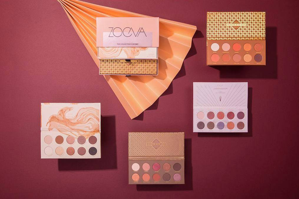 Zoeva The Collection Coffret - Elegantly Yours