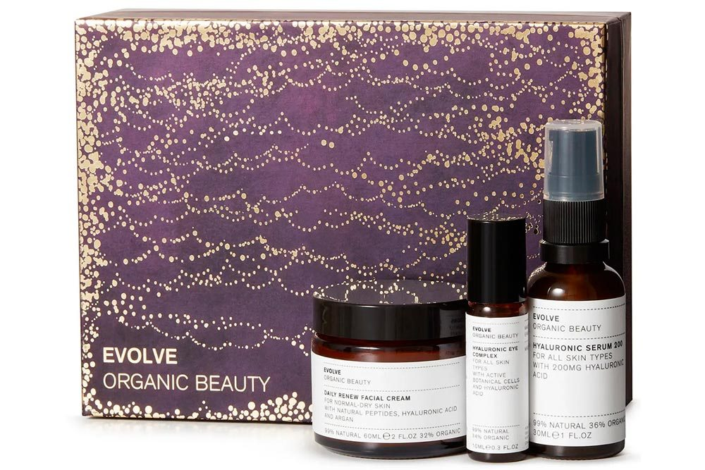 Evolve Beauty Skin Icons Collection Gift Set