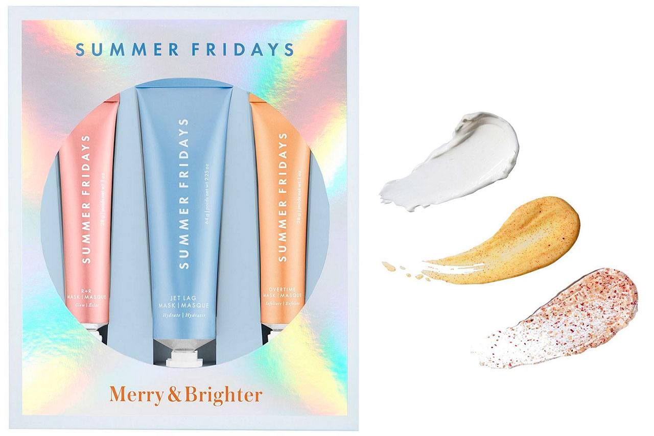 Summer Fridays Merry & Brighter