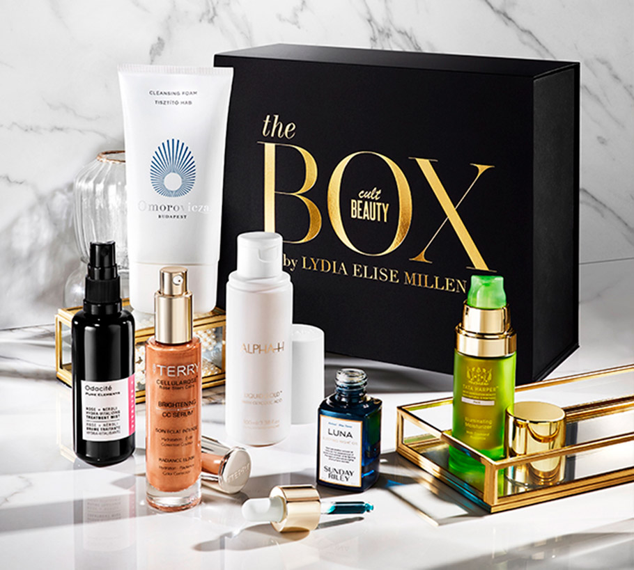 The Cult Beauty Box by Lydia Elise Millen зима 2019