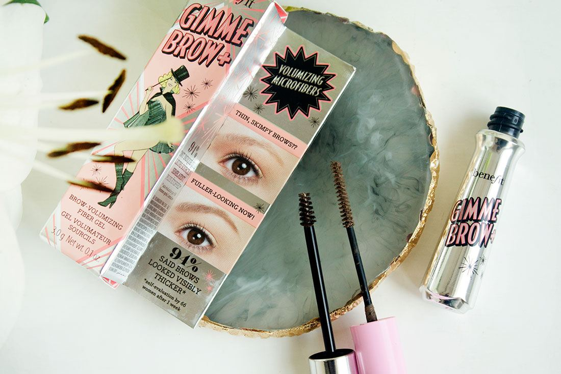 гель Benefit Gimme Brow+ Volumizing Eyebrow Gel