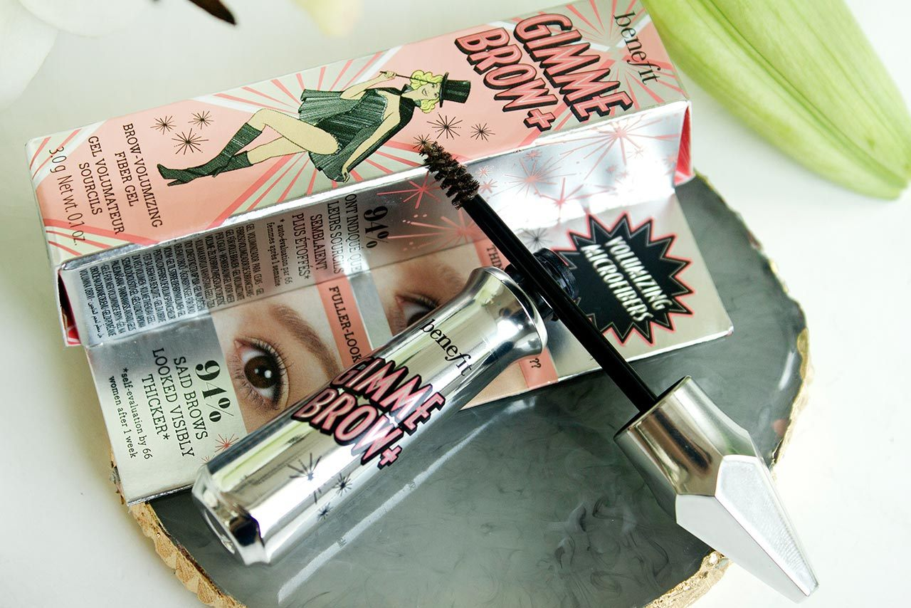 гель для бровей Benefit Gimme Brow+ Volumizing Eyebrow Gel
